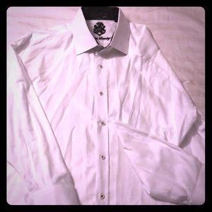 English Laundry, long sleeve, button down shirt